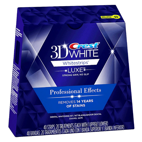 Crest 3D White® Professional Effects