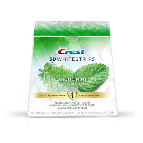 Crest 3D Whitestrips Strips – Arctic Mint